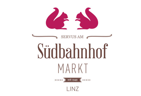 Logo Südbahnhofmarkt Linz